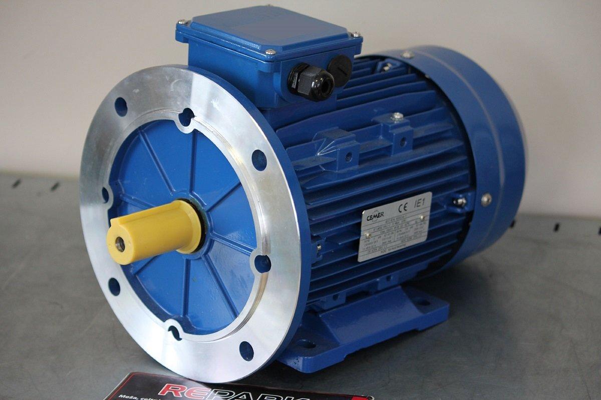 Elektrodzinējs 3 kW 2840 apgr./min IE1
