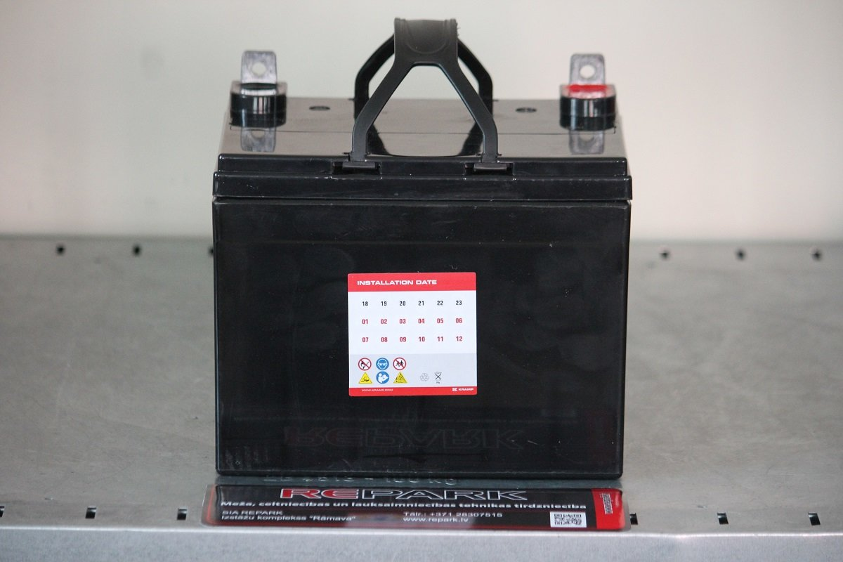Akumulators 12V/24Ah