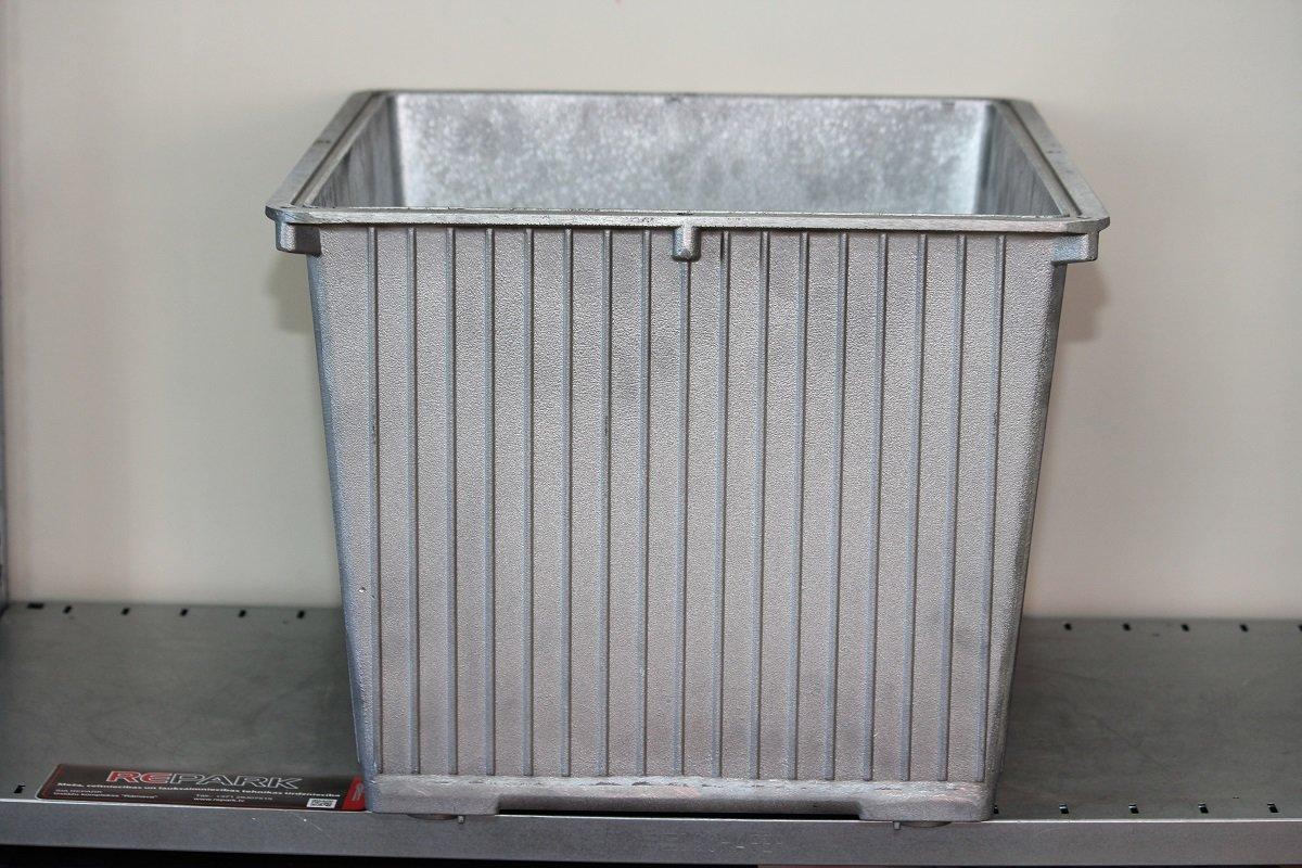 Alumīnija eļļas tvertne 70 litri