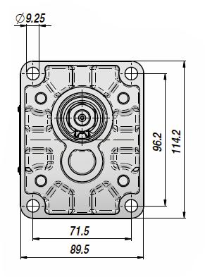 Zobrata sūknis A26+A11 2. grupa