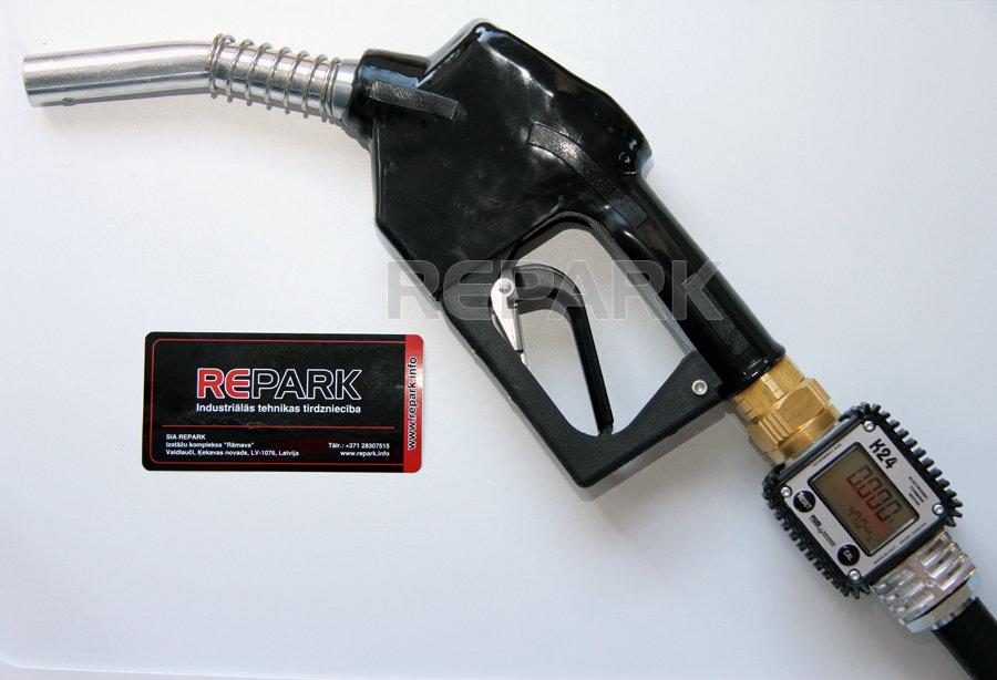 Automātiskā degvielas pistole PIUSI A60