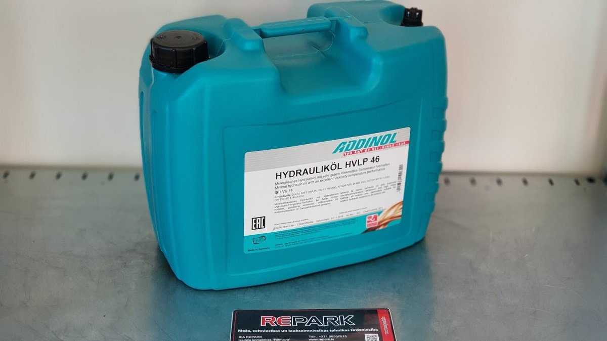 Hidraulikas eļļa ADDINOL HVLP46