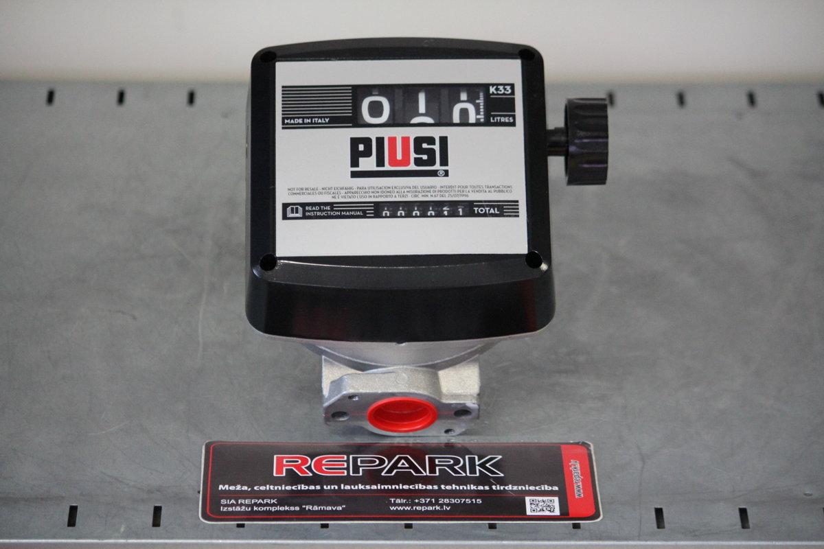 Degvielas skaitītājs Piusi K33