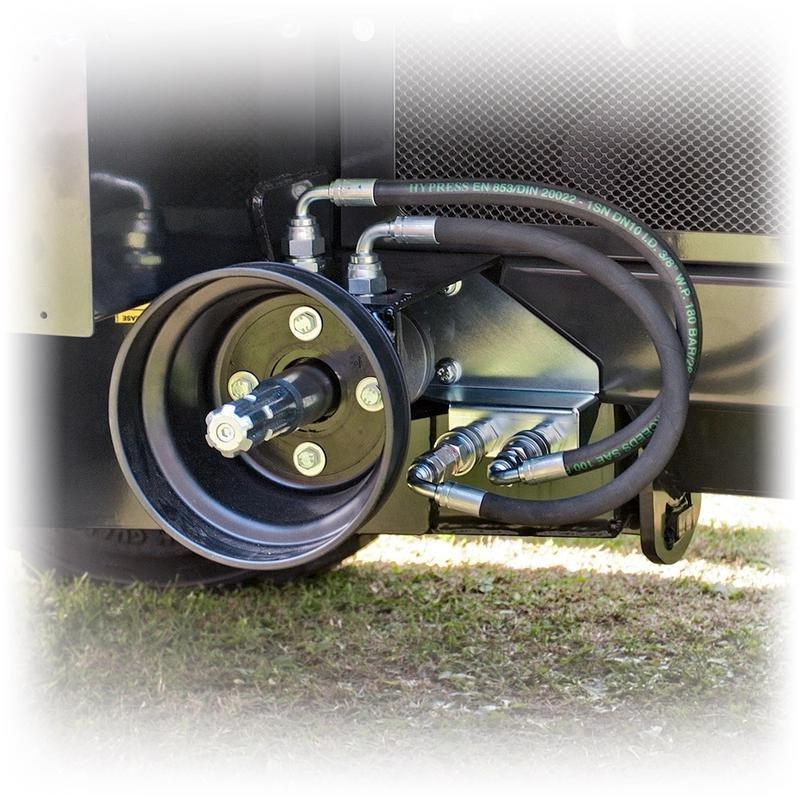 Hidromotors M+S MS125 SL