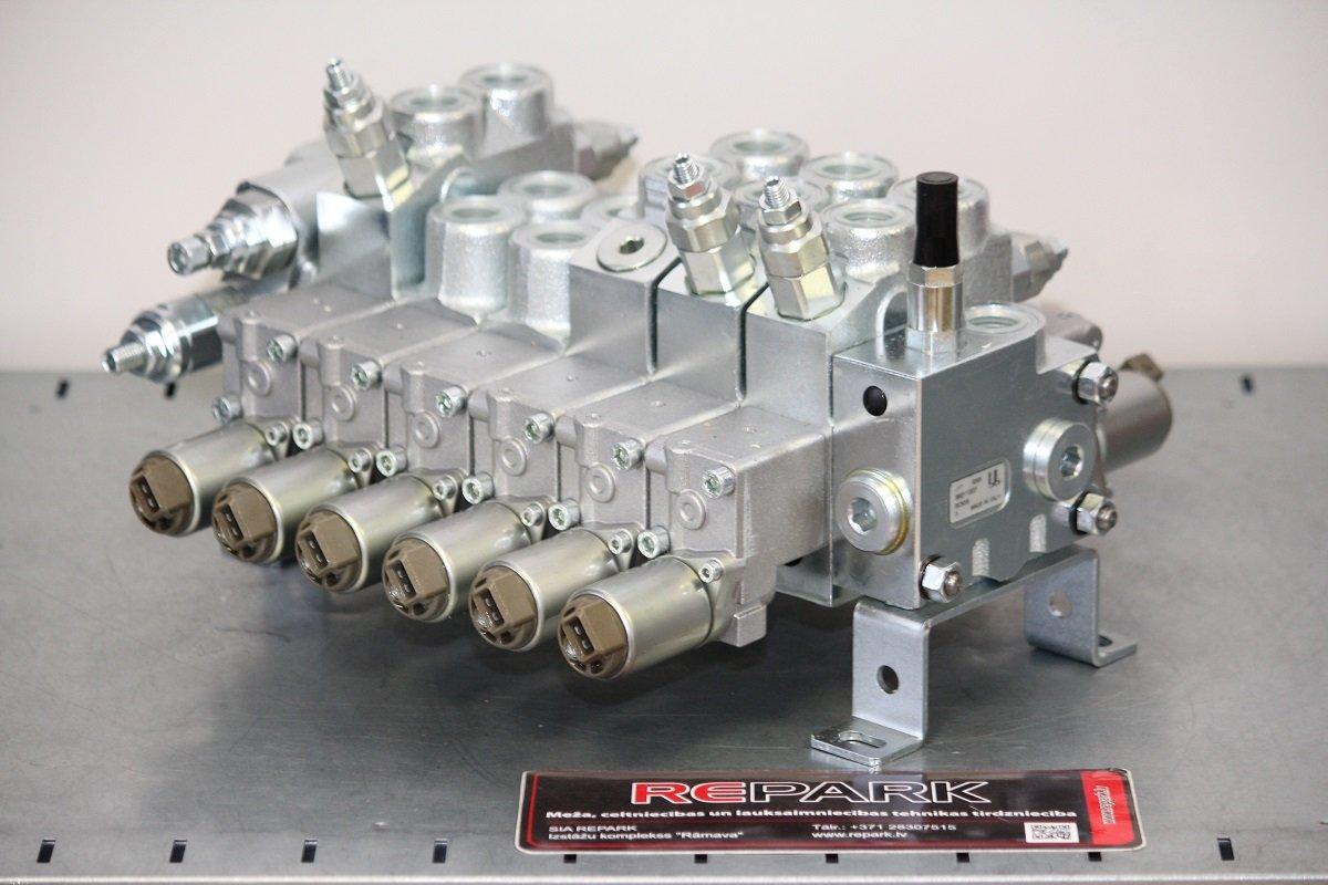 Elektriskie džoistiki ar hidrosadalītāju BC60/6