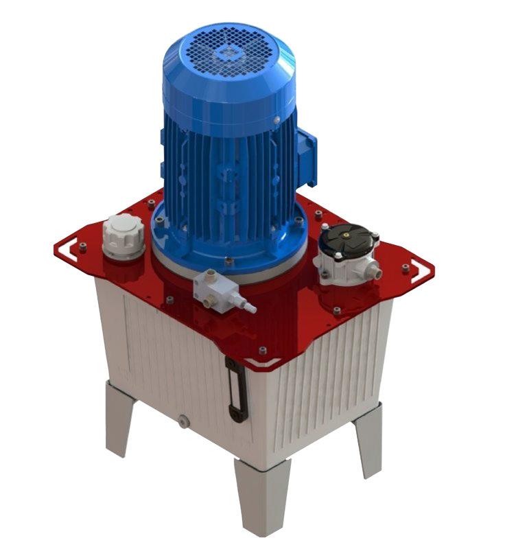 Hidrauliskā stacija R-Power:  RP30 - 10