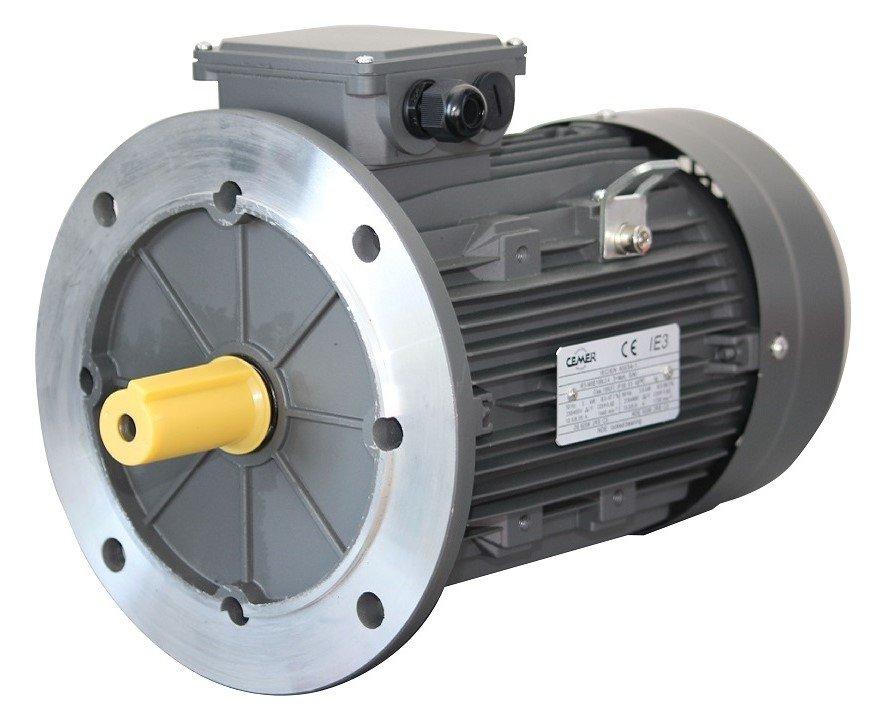 Elektrodzinējs 4 kW 1430 apgr./min IE3