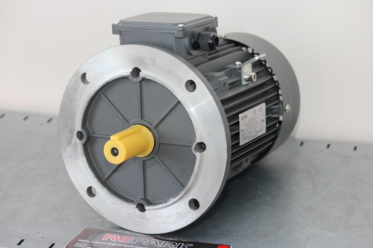 Elektrodzinējs 2.2 kW 1410 apgr./min IE3