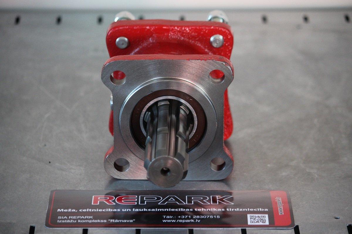 Adapteris ISO 4 - DIN 9611