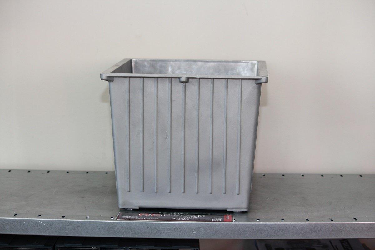 Alumīnijas eļļas tvertne 20 litri