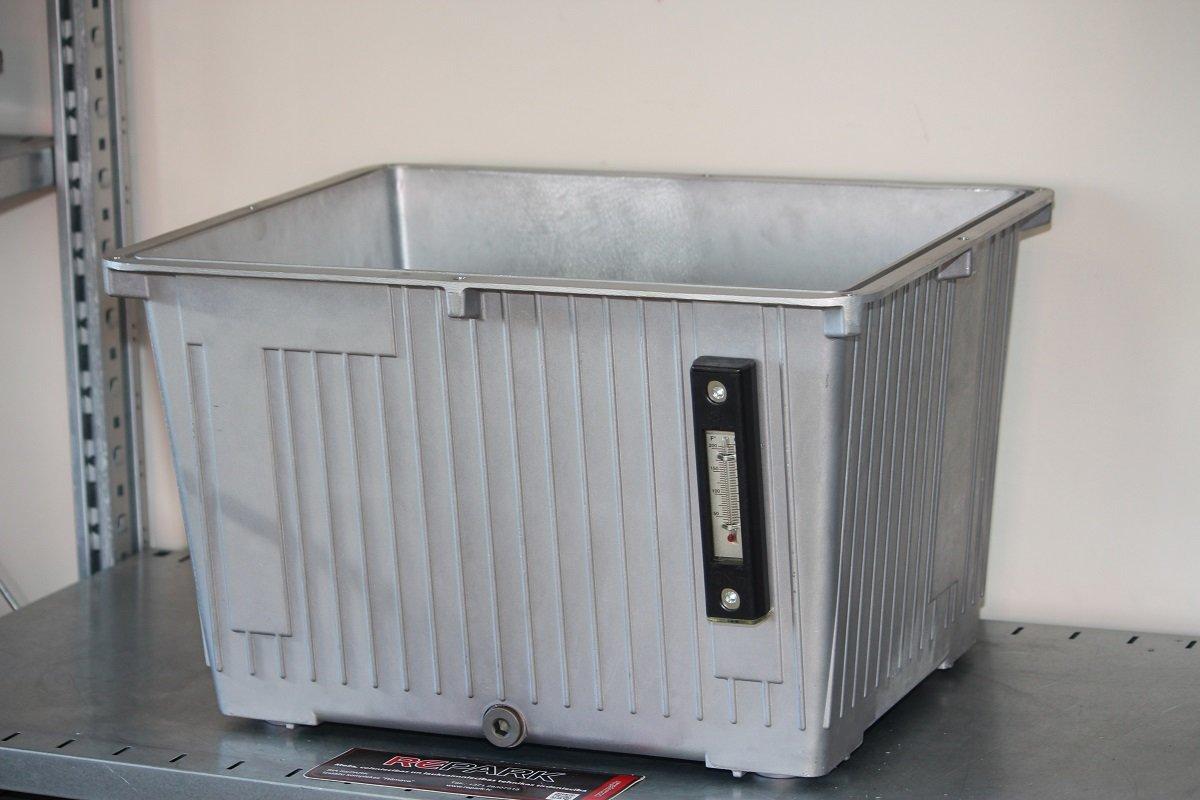 Alumīnija eļļas tvertne 44 litri