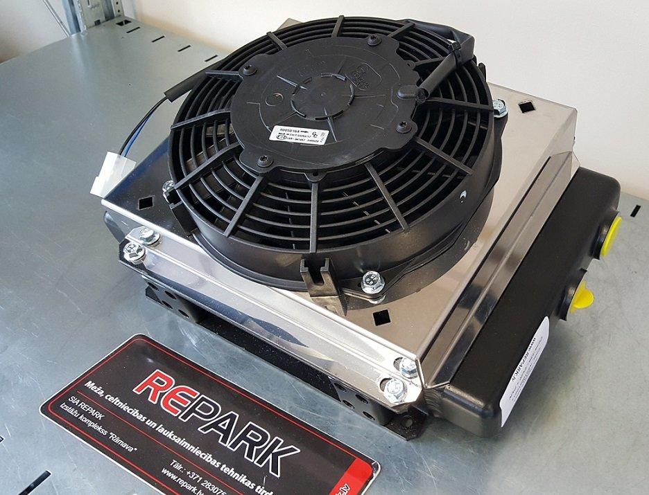 Eļļas dzesētājs RAAL GRS 50 12V