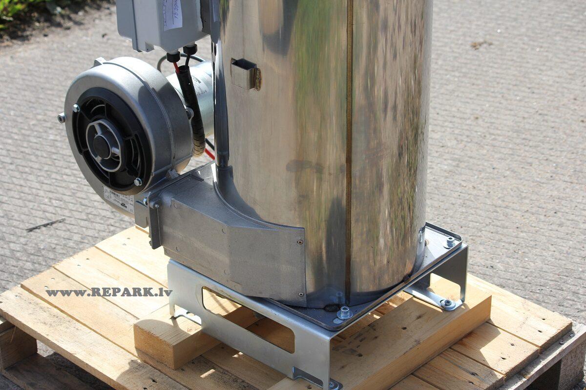 Augstspiediena dīzeļdegvielas uzsildīšanas katls 12V 250 bar