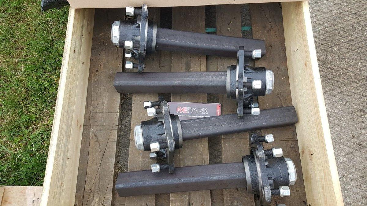 ADR ass 60x60 L400mm