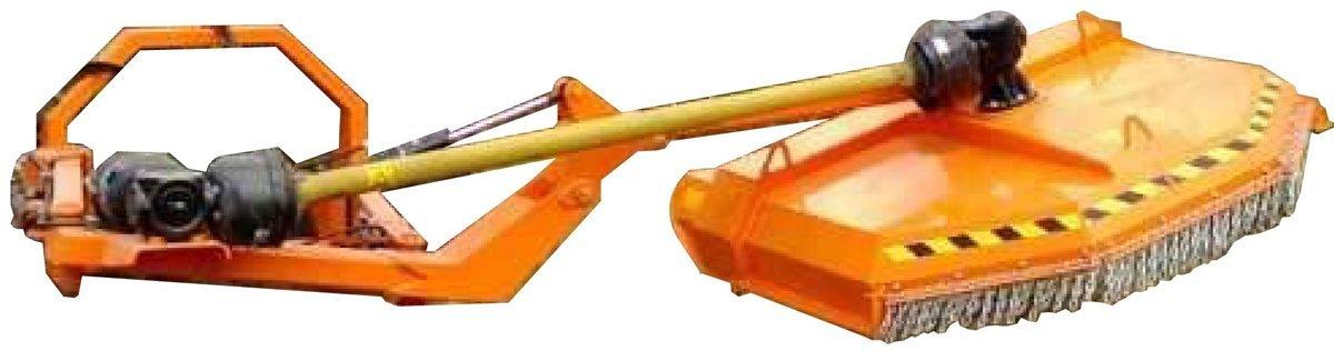 Grāvju pļaujmašīna: SAME M-1650