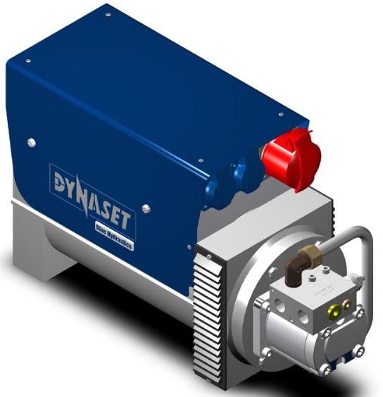 Ģenerators DYNASET HG6,5E