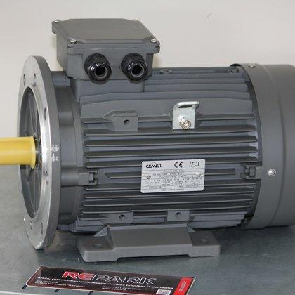Energoefektīvi elektromotori IE3 klase
